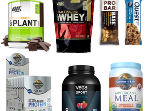 Recover from your lifting sessions with up to 30% off popular protein powders and supplements