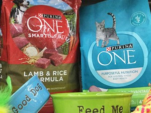 Click this link, enter your address, and get a free bag of Purina One Cat or Dog Food