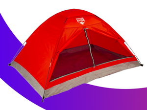 Get outside with Quest's $10 Dome Tent for two people