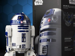 Get your own app-enabled droid with the factory reconditioned Sphero R2-D2 for only $40