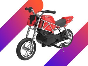 Get the Razor Electric Street Bike for $150 and never look back