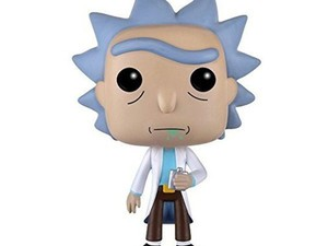 M-Morty, the Funko Pop! Rick is *brrrp* only $7, Morty
