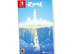 Discover the secrets of a mysterious island in Rime on Nintendo Switch for $26