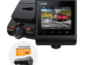 Record your travels with Anker's 1080p Roav DashCam S1 for $90
