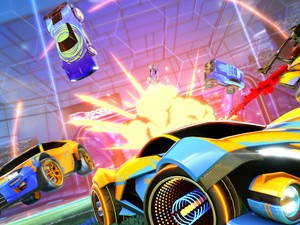 If you haven't played Rocket League, download it now for $10 and see what you've been missing