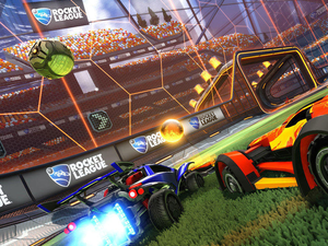 Grab the Xbox One version of Rocket League for only $13 right now