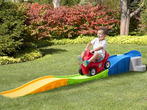 Kids will have a blast on this $70 Up & Down Roller Coaster Anniversary Edition