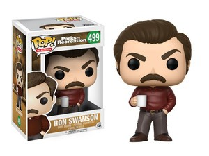 Adorn your desk with Ron Swanson in Funko form for $6