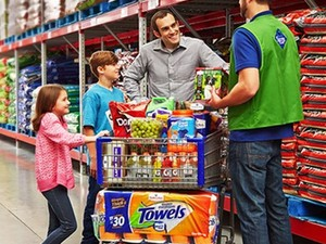 Snag a one-year Sam's Club membership with bonus goodies for as low as $30