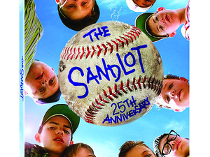 Pre-order The Sandlot 25th Anniversary edition on Blu-ray for $7 right now