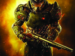 Save Mars from the demons with the $20 Doom VFR for PlayStation 4