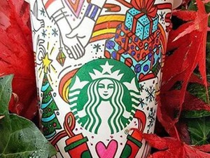 Hit the coveted Starbucks Gold status with just one purchase