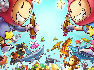 Scribblenauts Showdown is down to $20 for Nintendo Switch, Xbox One and PS4