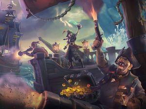 Pick up the new release Sea of Thieves on Xbox One for only $42 today