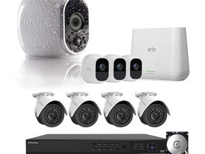 Save big on select security camera sets at Amazon today only