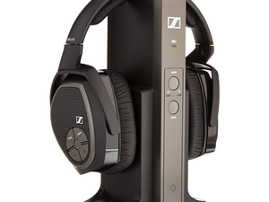 Connect to wired devices with Sennheiser's discounted RS 175 Wireless Headphone System