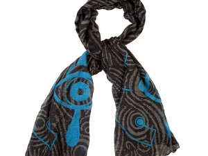 Show off your fandom with this $5 Legend of Zelda: Breath of the Wild scarf