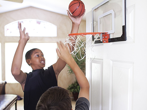 Shoot hoops at home with the $22 Sklz Pro Mini XL Basketball Hoop
