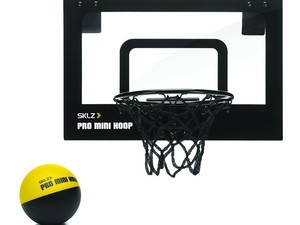 Shoot your shot with this $15 mini indoor basketball set