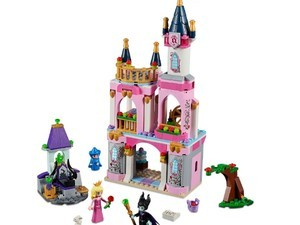 Build your favorite Disney buildings with 25% off Lego at ShopDisney