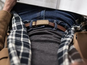 SlideBelts leather belts are 25% off, today only