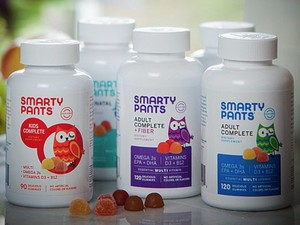 SmartyPants vitamins and probiotics for every age group are on sale from $8