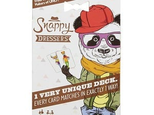 Have a blast with the Mattel Snappy Dressers card game for just $1
