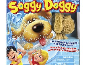 Treat your kids to a bath with Soggy Doggy for only $10