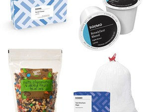 Home and office must-haves like coffee, tissues, soap. and more are 25% off today at Amazon