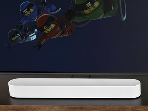 Sonos is now including the recently-released Beam soundbar in bundles