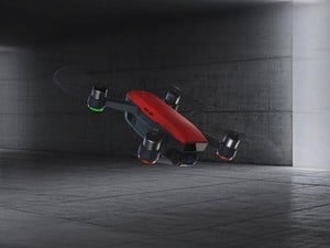The DJI Spark quadcopter is down to its Black Friday price of $399 right now
