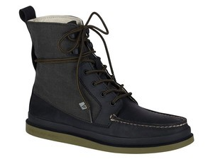 Sperry has a ton of boots for $50 shipped
