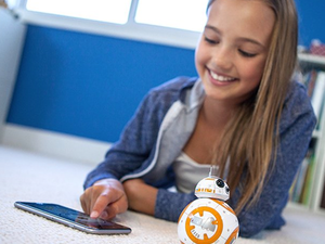 Sphero's app-enabled BB-8 Droid is $25 off today only
