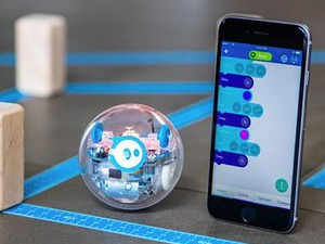 Sphero's SPRK + STEAM Educational Robot is down to $97