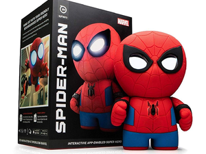 This interactive Spider-Man toy is down to $35 today only
