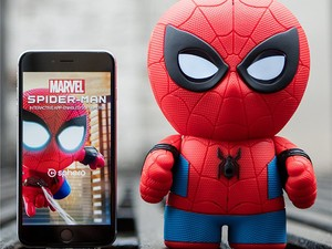 Get the $65 Spiderman Robot and become his superhero sidekick