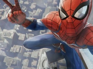 Clear the bad guys out of New York City with Marvel's Spider-Man video game for $43