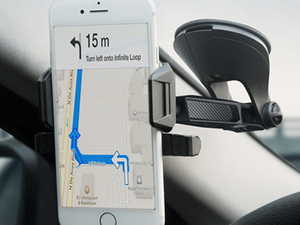 Secure your phone during drives with Spigen's $12 Kuel OneTap Universal Mount