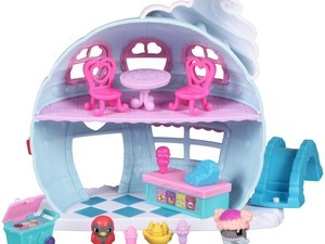 This $3 ice cream shop playset makes for a perfect holiday gift
