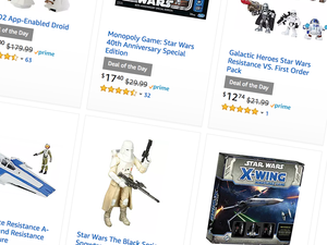 Grab a Sphero R2-D2 for $91, Kylo Ren mask or Star Wars Monopoly for $17, and more