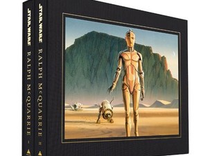 Show off your fandom with the hardcover edition of Star Wars Art: Ralph McQuarrie at one of its best prices yet