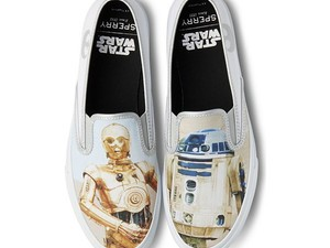 Show off your fandom with Star Wars Sperry shoes for $35 shipped