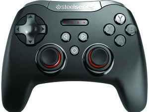 The $30 SteelSeries Stratus wireless controller can play thousands of games