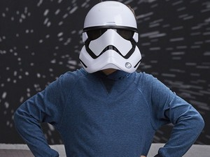 Become a First Order Stormtrooper with this $10 electronic mask