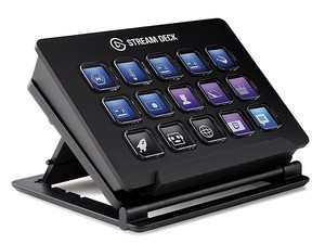 Keep the stream dream alive with Elgato's $100 Stream Deck content controller