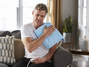 Ease your muscular pain with the $7 Sunbeam heating pad