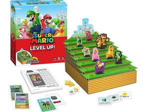Climb ahead of your friends to win the $10 Super Mario Level Up Board Game