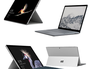 Save big on Microsoft Surface Pro, Surface Laptop and Surface Go models