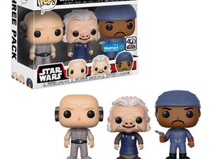 This Star Wars Funko three-pack is on sale for just $5 via Walmart