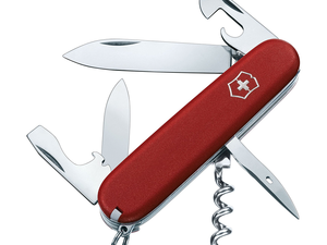 Stay prepared for various DIY tasks with an $11 Swiss Army Pocket Knife
